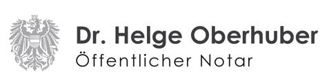 Notariat Oberhuber Golling Logo